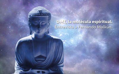DMT la molécula espiritual. Entrevista a Fernando Malkún.